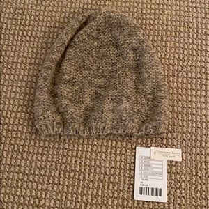 Free People Soft delicate slouchy beanie